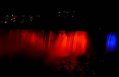 Niagara Falls Photograph - Niagara Falls by Cristina Stefan