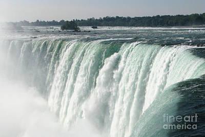 Photograph - Niagara Falls by Frank Townsley