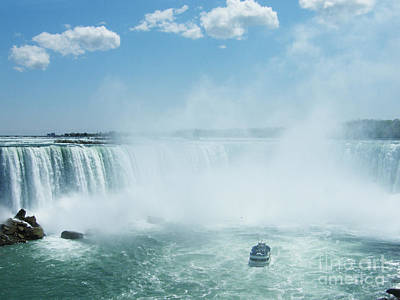 Photograph - Niagara Falls In Spring by Phil Banks