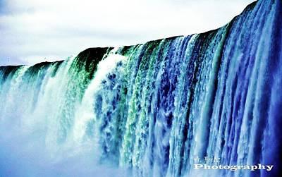 Photograph - Niagara Falls Ont. by Al Fritz
