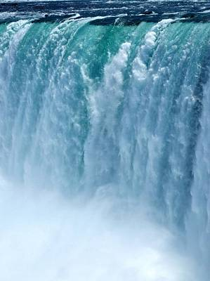 Photograph - Niagara Falls by Paula Guy