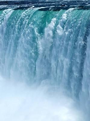 Photograph - Niagara Falls by Paula Guy