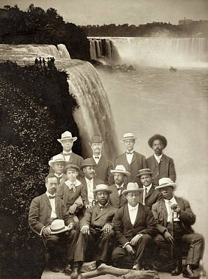 Photograph - Niagara Movement, 1905 by Granger