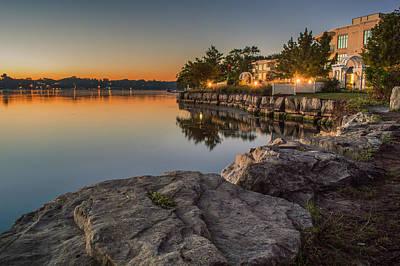 Niagara On The Lake  Art Print by Garvin Hunter