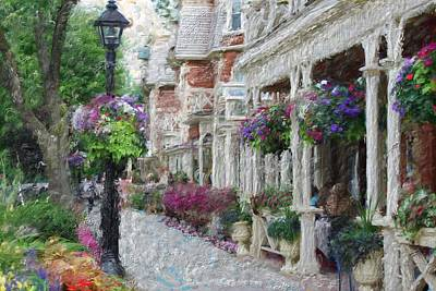Niagara On The Lake Art Print