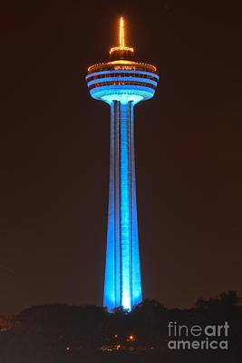 Photograph - Niagara Skylon Tower by Adam Jewell