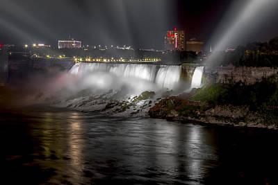 Photograph - Niagra Falls by Eduard Moldoveanu
