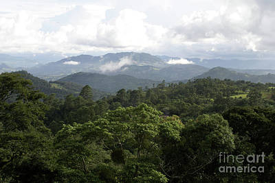 Photograph - Nicaragua Landscape Central America by John  Mitchell