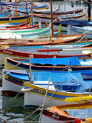 Photograph - Nice Boats  by Suzanne Oesterling