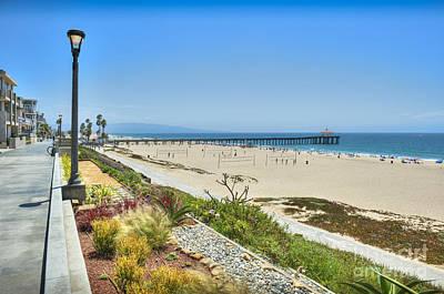 Photograph - Nice Day In California  by David Zanzinger