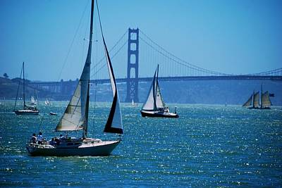 Photograph - Nice Day On The Bay by Eric Tressler