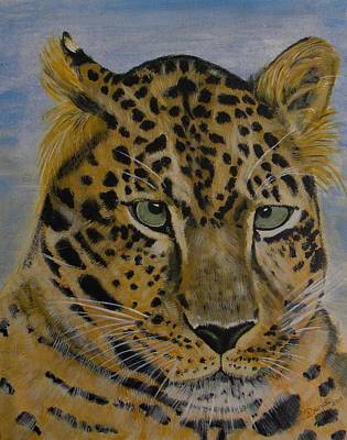 Painting - Nice Kitty by Denise Hills