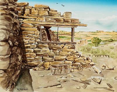 Painting - Nice View by Richard Mordecki