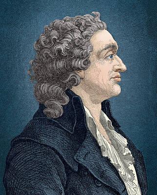 Nicolas De Condorcet, French Print by Science Source