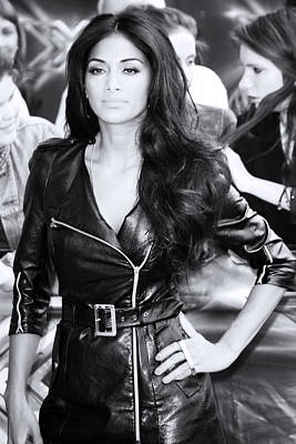 Photograph - Nicole Scherzinger 13 by Jez C Self
