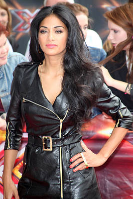 Photograph - Nicole Scherzinger 14 by Jez C Self