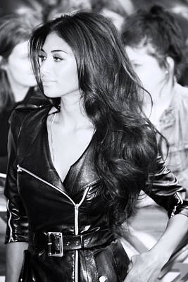 Photograph - Nicole Scherzinger 16 by Jez C Self