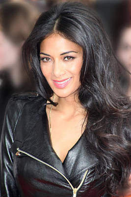 Photograph - Nicole Scherzinger 19 by Jez C Self