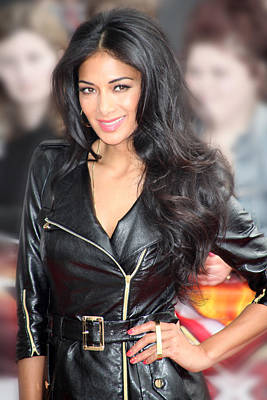 Photograph - Nicole Scherzinger 21 by Jez C Self