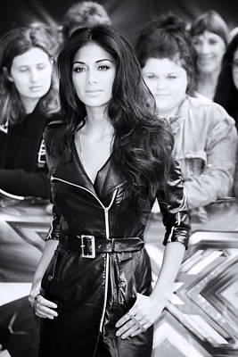 Photograph - Nicole Scherzinger 22 by Jez C Self