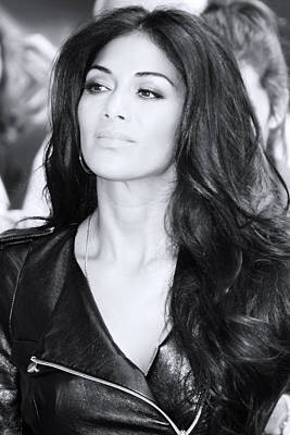 Photograph - Nicole Scherzinger 7 by Jez C Self