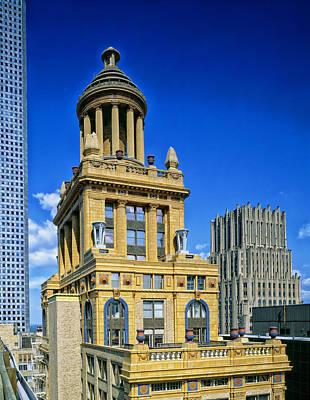 Niels Esperson Building - Houston Art Print
