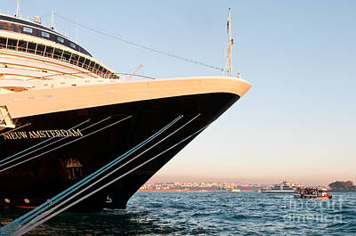 Photograph - Nieuw Amsterdam 03 by Rick Piper Photography