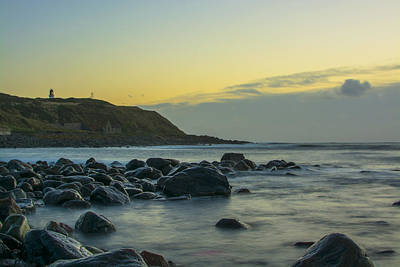 Photograph - Nigg Bay At Dusk by Veli Bariskan