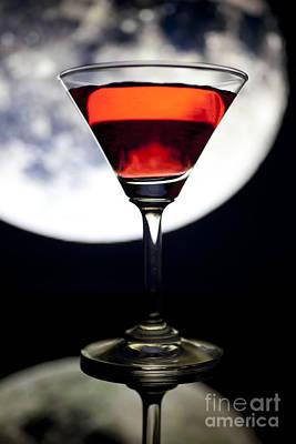Martini Royalty-Free and Rights-Managed Images - Nighlife by Rodrigo Reyes Marin