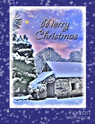 Photograph - Christmas Card 28 by Nina Ficur Feenan