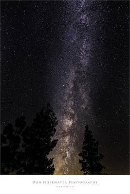 Night Brilliance Art Print by PhotoWorks By Don Hoekwater