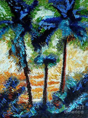 Night Cabo Palms Original