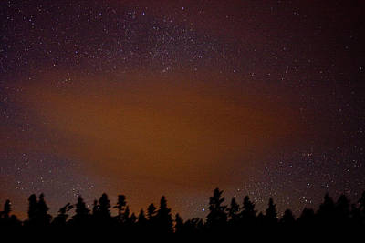 Photograph - Night Cloud 6147 by Brent L Ander