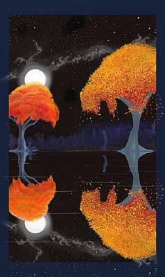Night Companions  Art Print