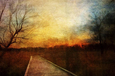 Dusk Wall Art - Photograph - Night Falls by Scott Norris