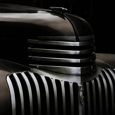 Night Grille Art Print by Ken Smith