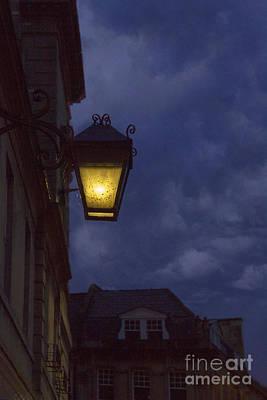 Night In England Original by Margie Hurwich