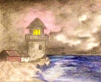 Night Light House Original