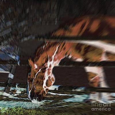 Night-mare Art Print by Stuart Turnbull