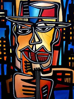 Tom Fedro Wall Art - Painting - Night Moves By Fidostudio by Tom Fedro - Fidostudio