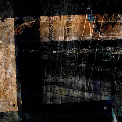 Night Moves No.1 Print by Carol Leigh