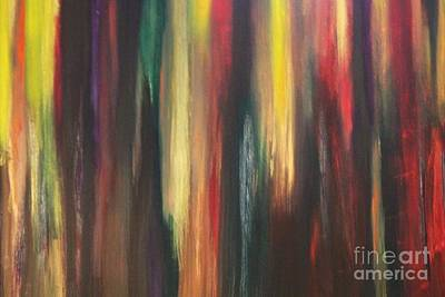 Painting - Night Shades by Dian Paura-Chellis