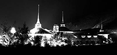 Photograph - Night Shine by Robert  Rodvik