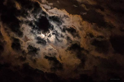 Photograph - Night Sky - Autumn 3 by Frank Mari