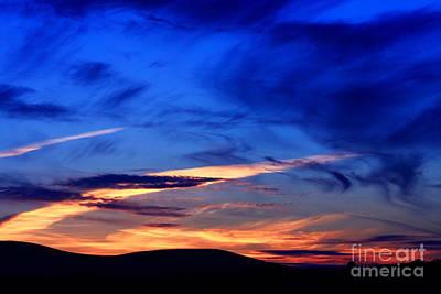 Photograph - Night Sky by Aidan Moran