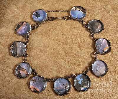 Jewelry - Night Sky Necklace by Melany Sarafis