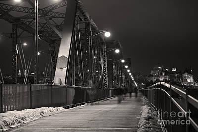 Photograph - Night Walker by Joshua McCullough