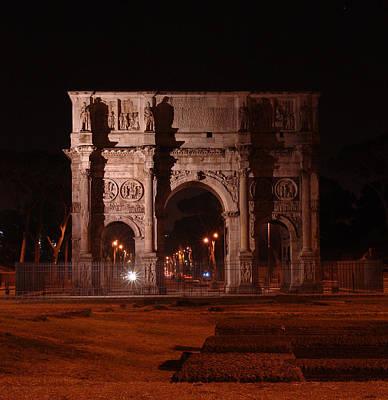 Photograph - Night's Fades by Alessandro Della Pietra