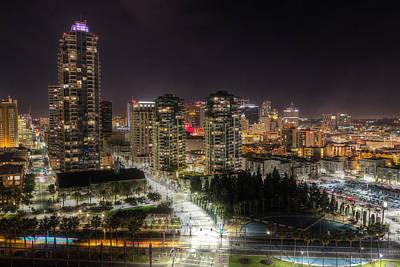Photograph - Nighttime by Heidi Smith