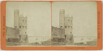 Nijmegen Belvedere, The Netherlands, Léon & Lévy Art Print
